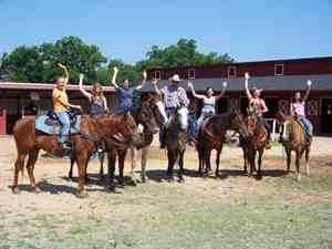 Sequoyah Riding Stables - Hulbert,OK  74441