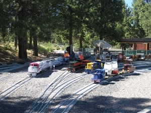 Klamath and Western Railroad