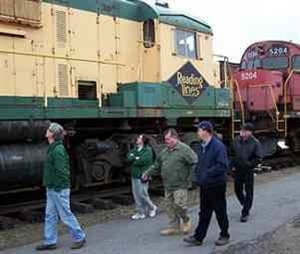 The Reading Railroad Heritage Museum