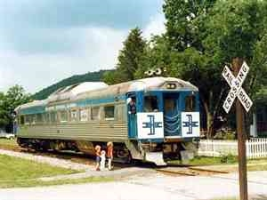 Bellefonte Historical Railroad