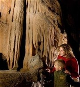 Lincoln Caverns