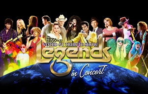 Legends In Concert Theater Myrtle Beach