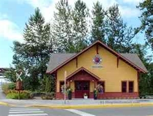 City of Snohomish Visitor Center - Snohomish, WA 98290