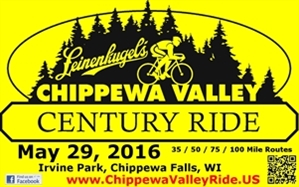 Leinenkugel's Chippewa Valley Century Ride
