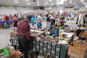 Monday Flea Market at Hayward Sports Center - Hayward, WI 54843
