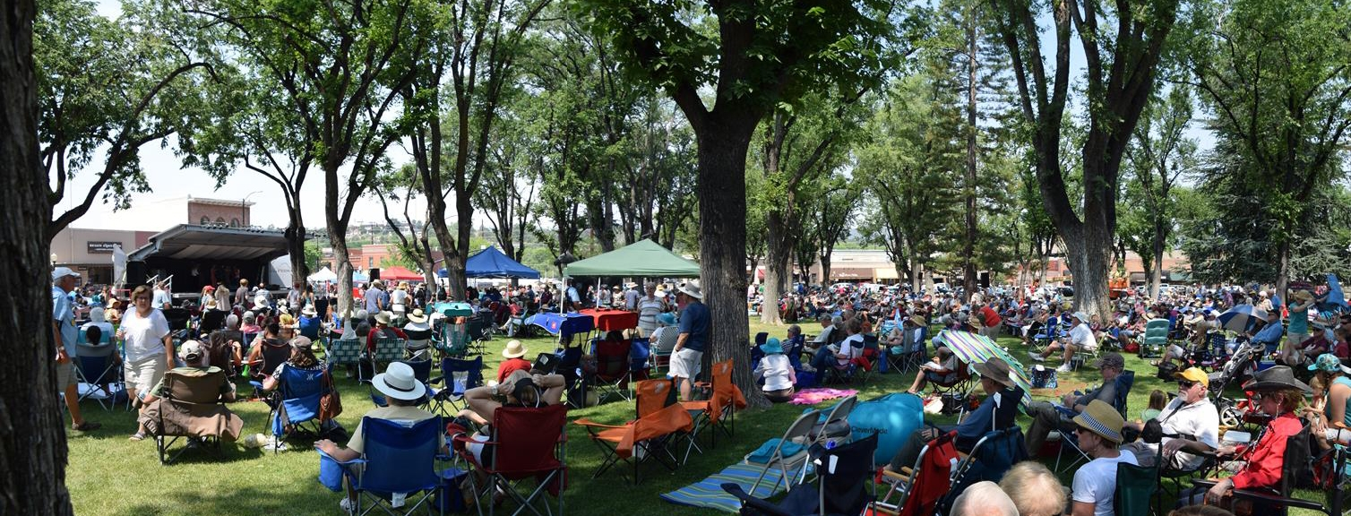 37th Annual Prescott Bluegrass Festival