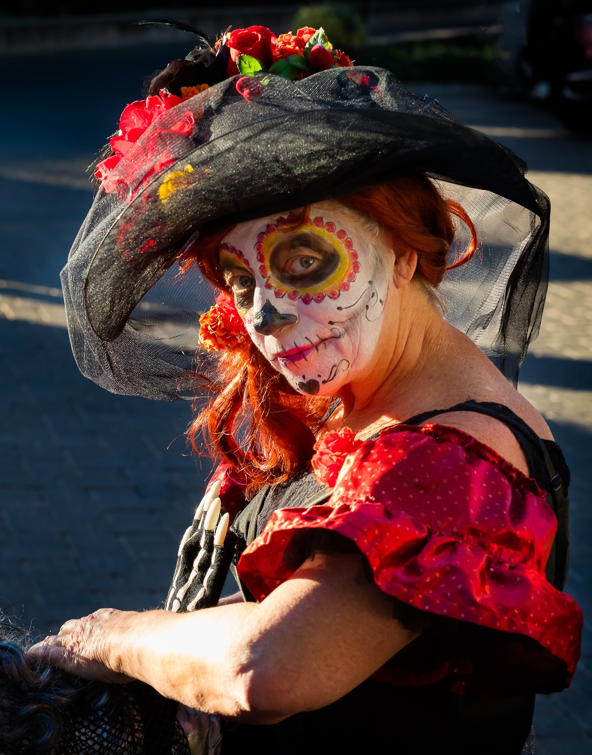 Dia De Los Muertos Celebration at Tlaquepaque