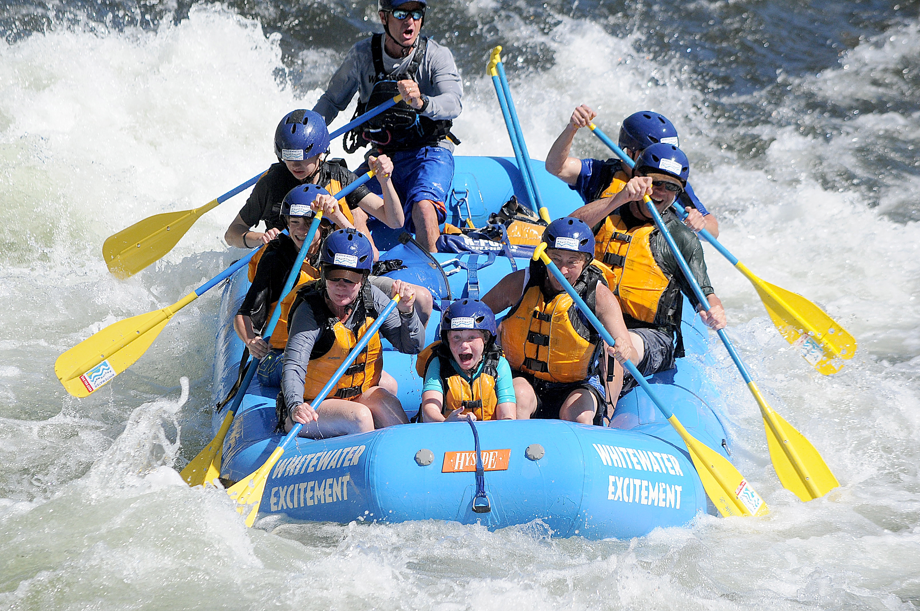 Whitewater Excitement, Inc.