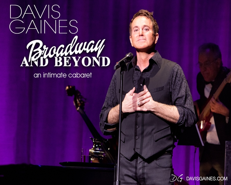 Davis Gaines: Broadway and Beyond