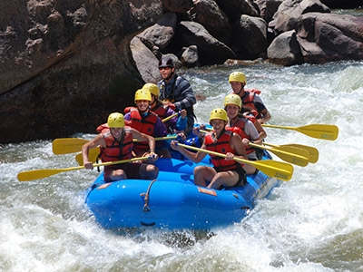 Clear Creek Rafting Co. - Canon City, CO  81212