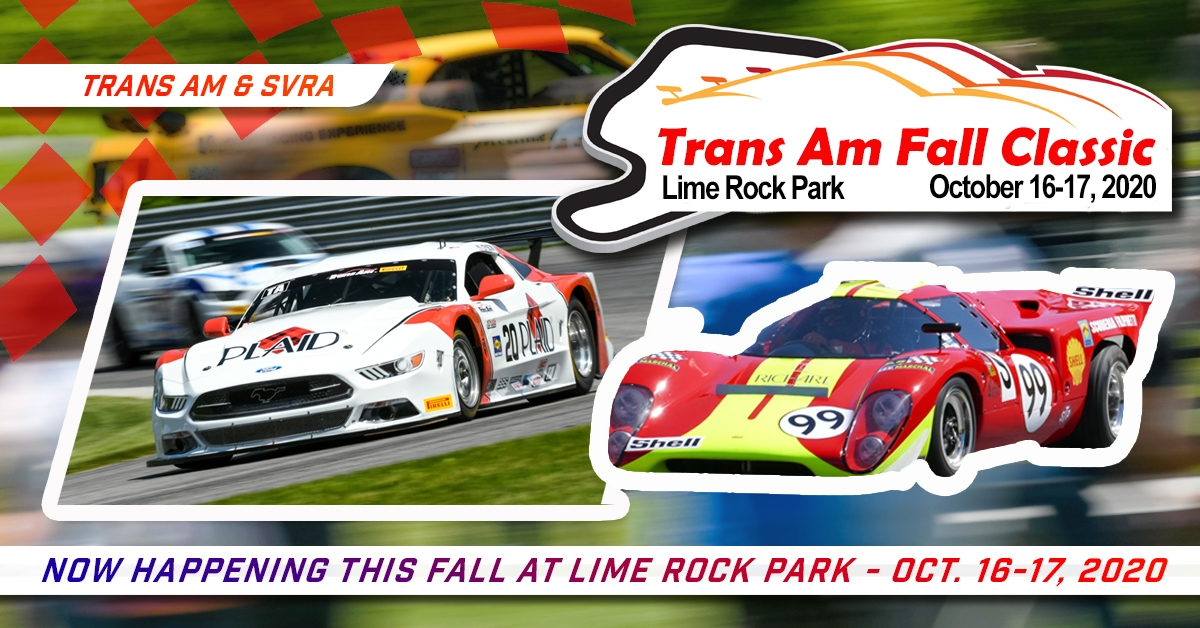 Trans Am Fall Classic - Lakeville
