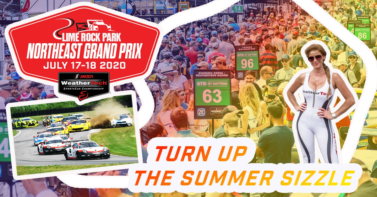 SORRY, THIS EVENT IS NO LONGER ACTIVE<br>IMSA Northeast Grand Prix - Lakeville