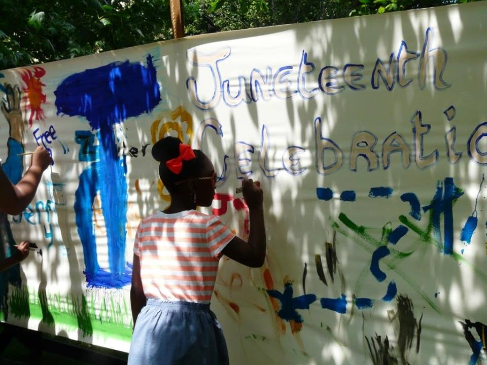 Juneteenth Festival & CT Open House Day at Hempsted Houses