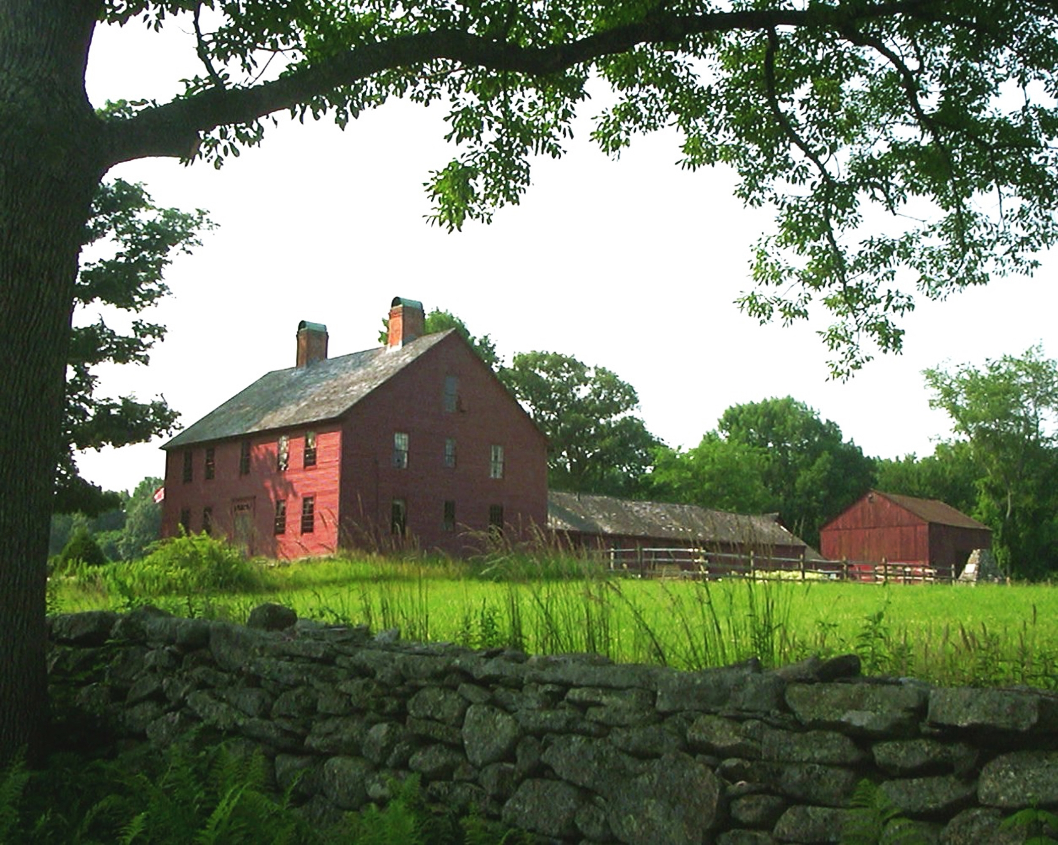 CT Open House Day at the Nathan Hale Homestead