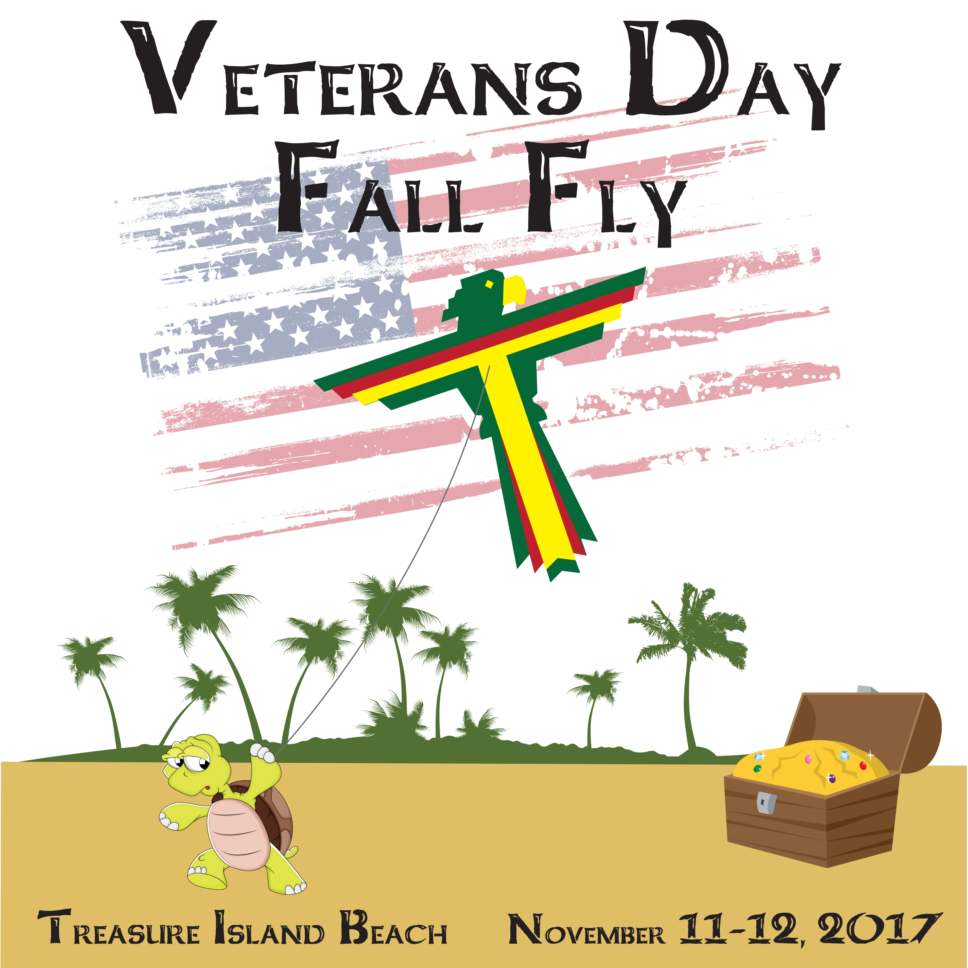Veterans Day Fall Fly on TI (Kite Festival)