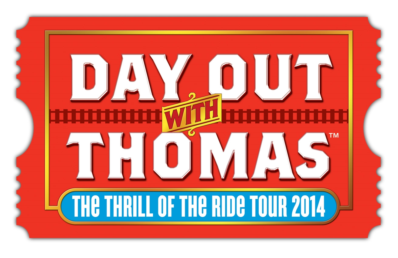 Day Out with Thomas: The Thrill of the Ride Tour 2014