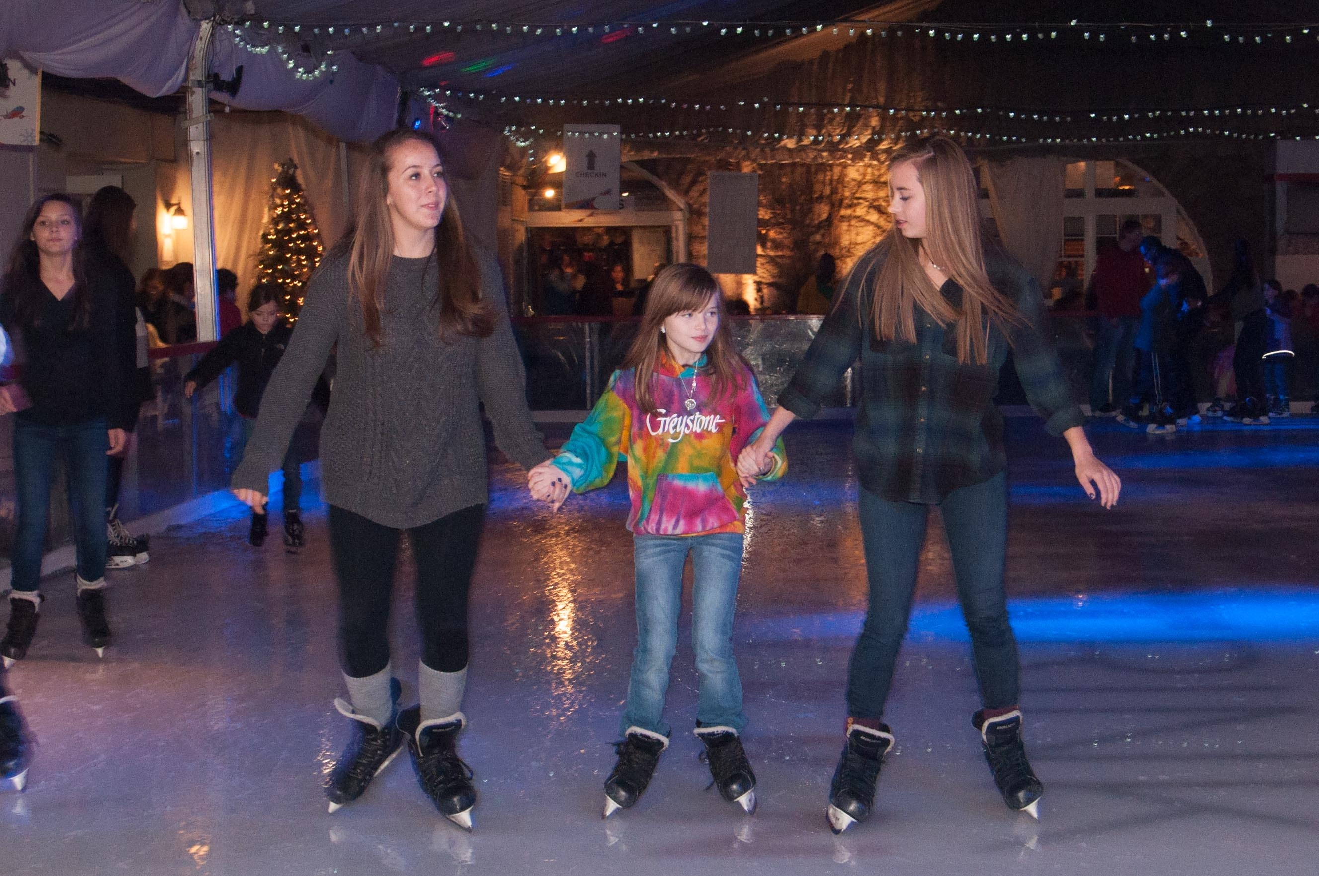 Celebrate The Holiday Season at the Rink at Park Tavern