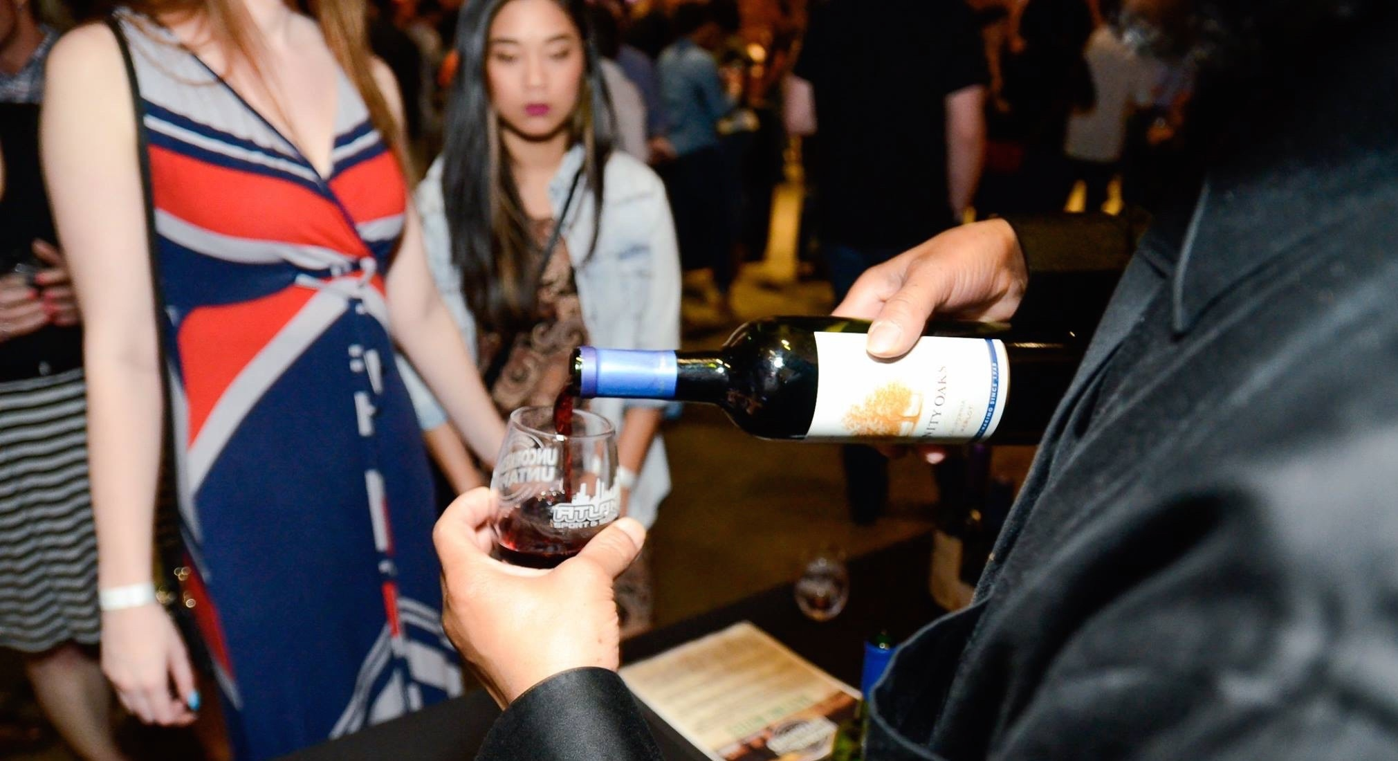 The Uncorked Atlanta Wine Festival Returns to Park Tavern