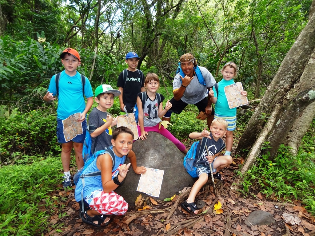 Maui Treasure Hunt Adventure – the Best for your kids!