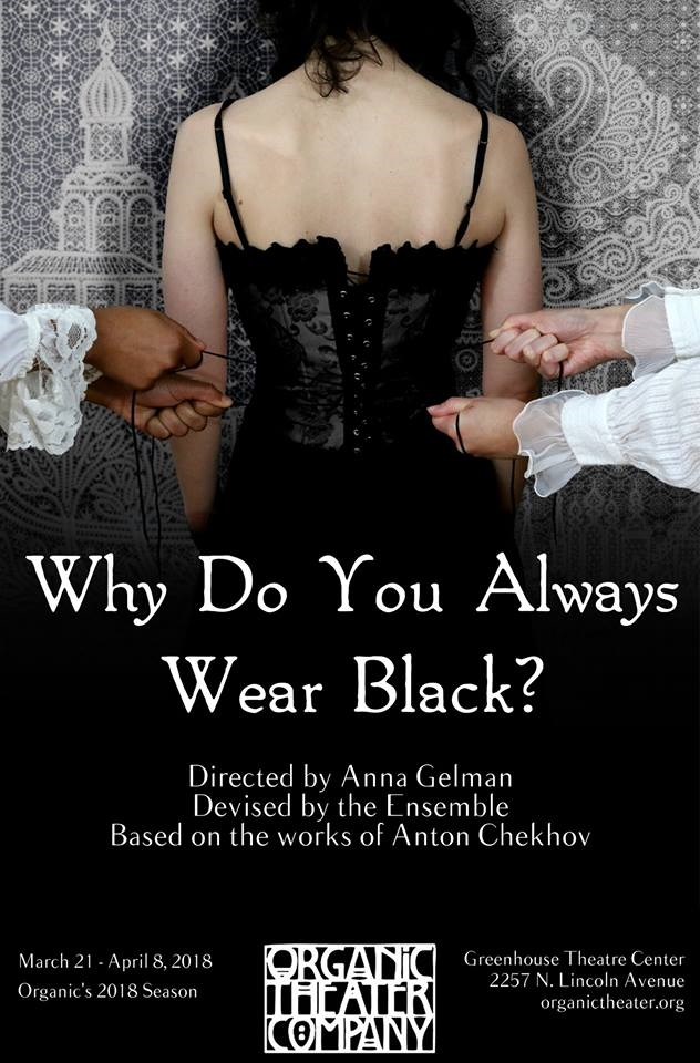 Why Do You Always Wear Black?