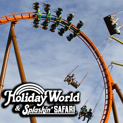 Holiday World & Splashin' Safari