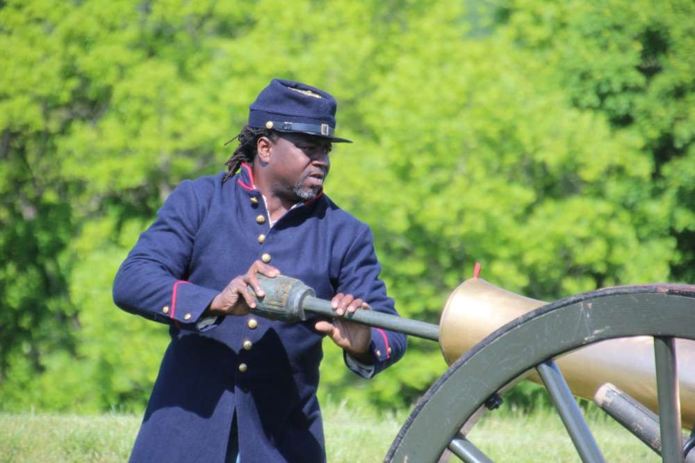 Civil War Living History Event
