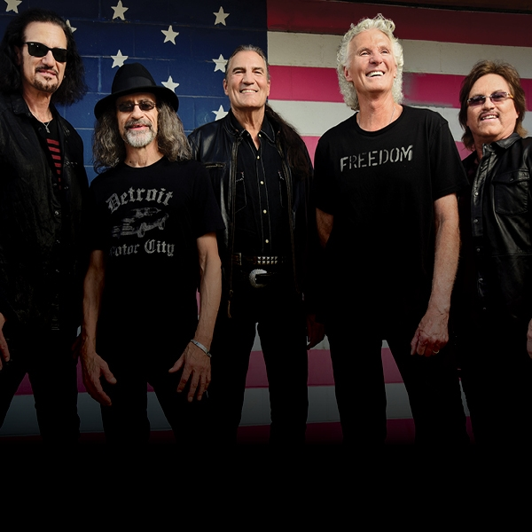 Grand Funk Railroad at Indian Ranch - New Date 2021