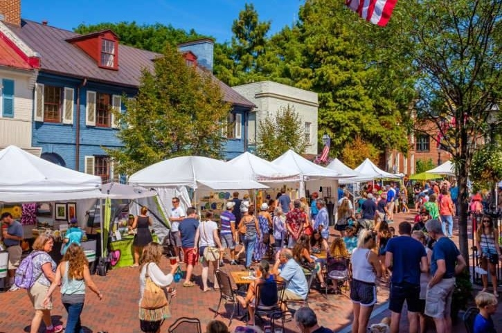 First Sunday Arts Festival July
