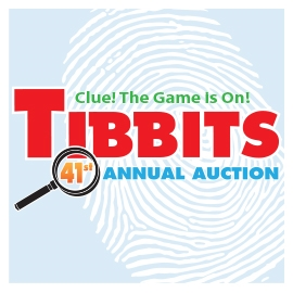 Tibbits 41st Annual Auction: Clue! The Game is On!