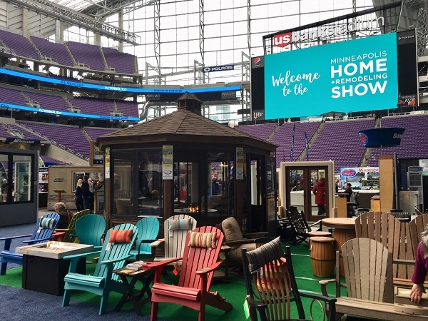 Minneapolis Home + Remodeling Show