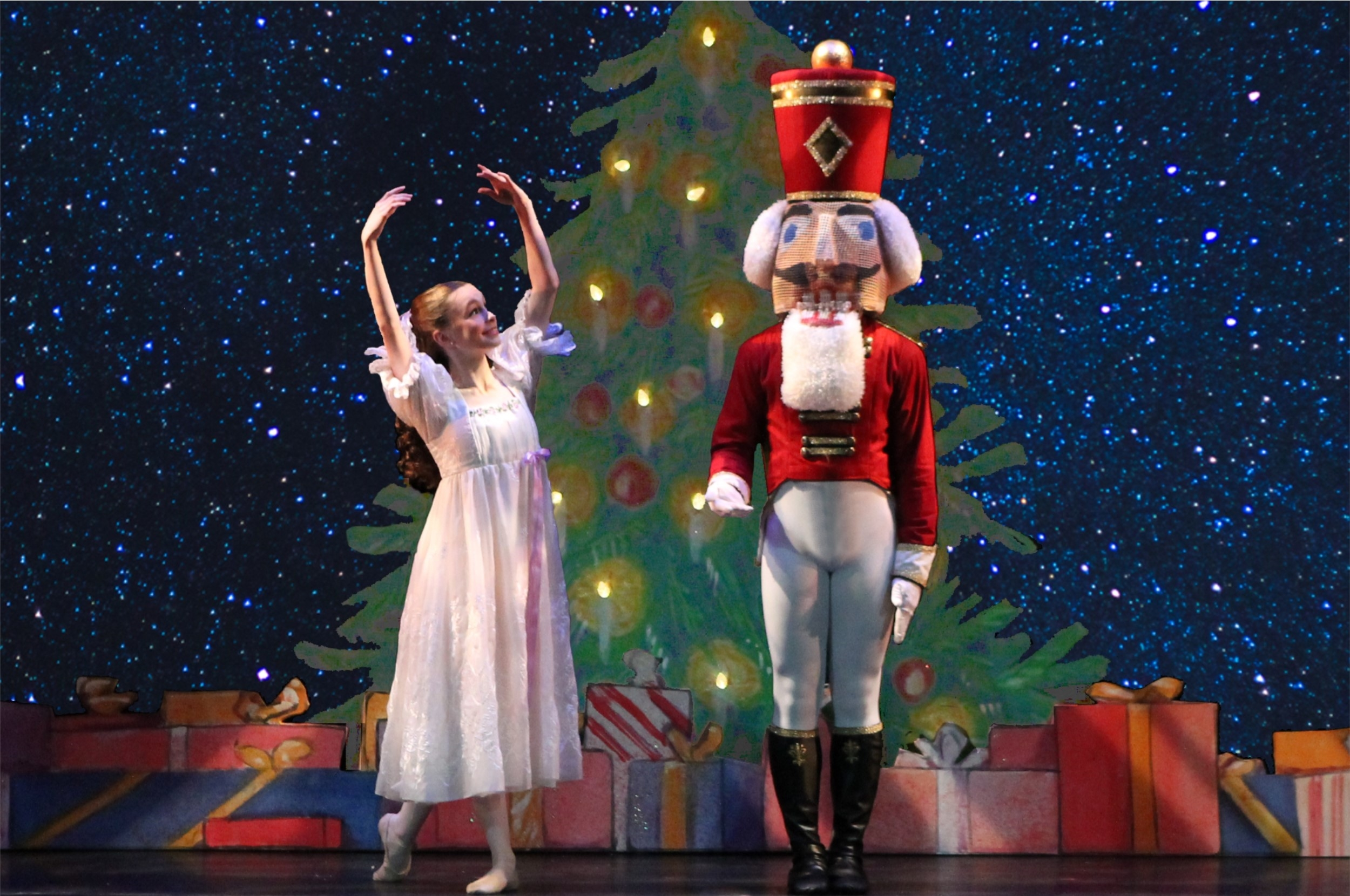 Clara's Dream - A Nutcracker Story