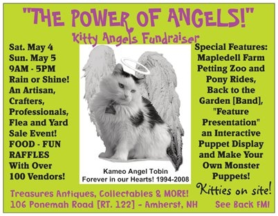 The Power of Angels - Amherst, NH 03031