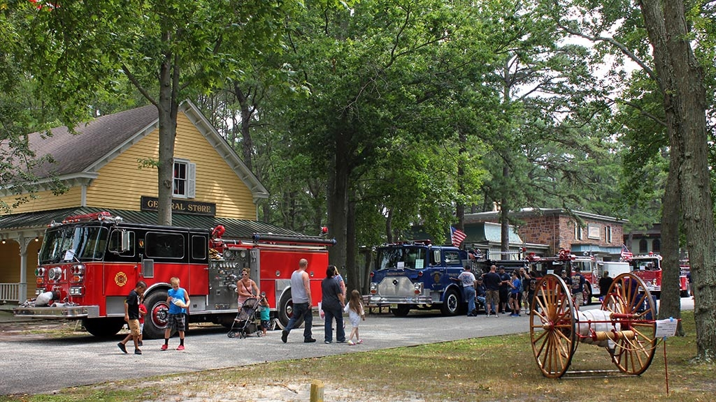 Fire Muster & Fire Fighter's Family Day