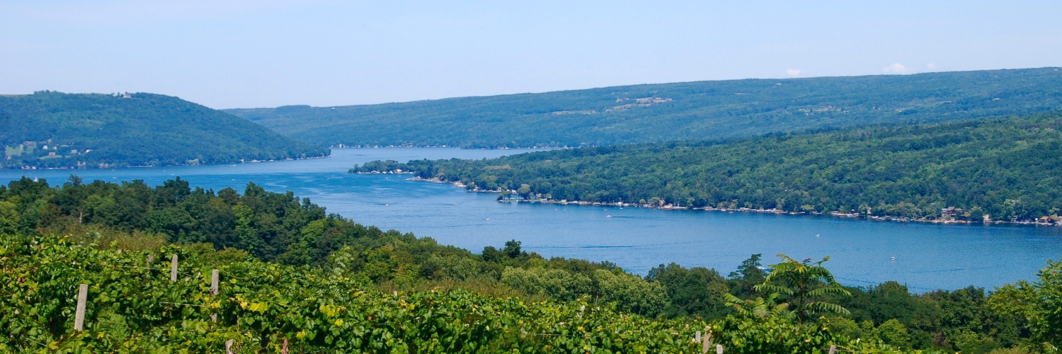 Corning and the Southern Finger Lakes