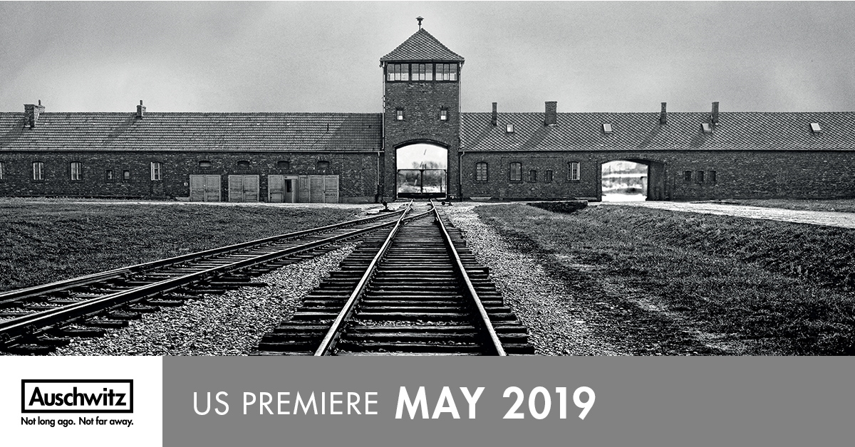 Auschwitz Exhibition at Museum of Jewish Heritage