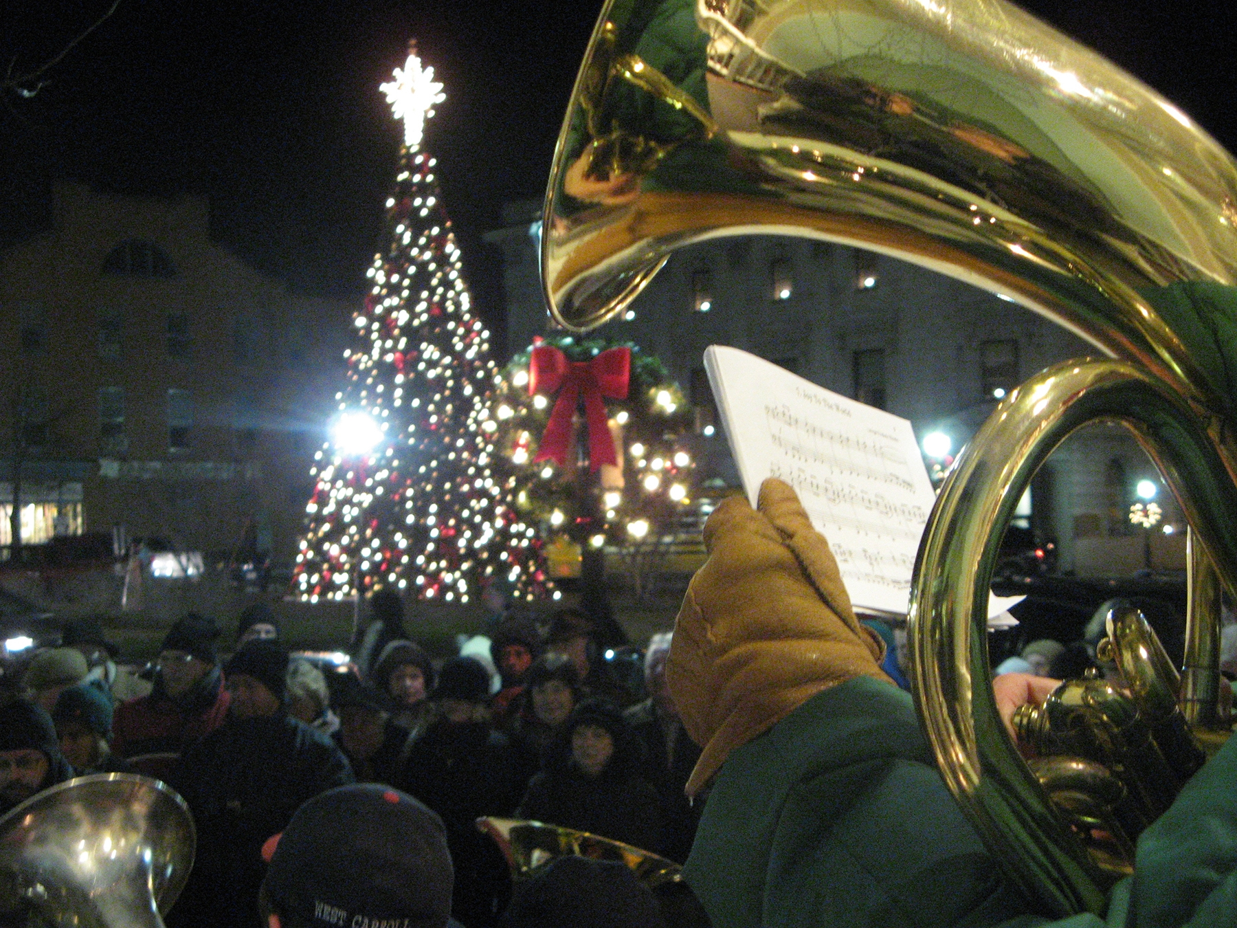 Annual Holiday Tuba Carol Fest
