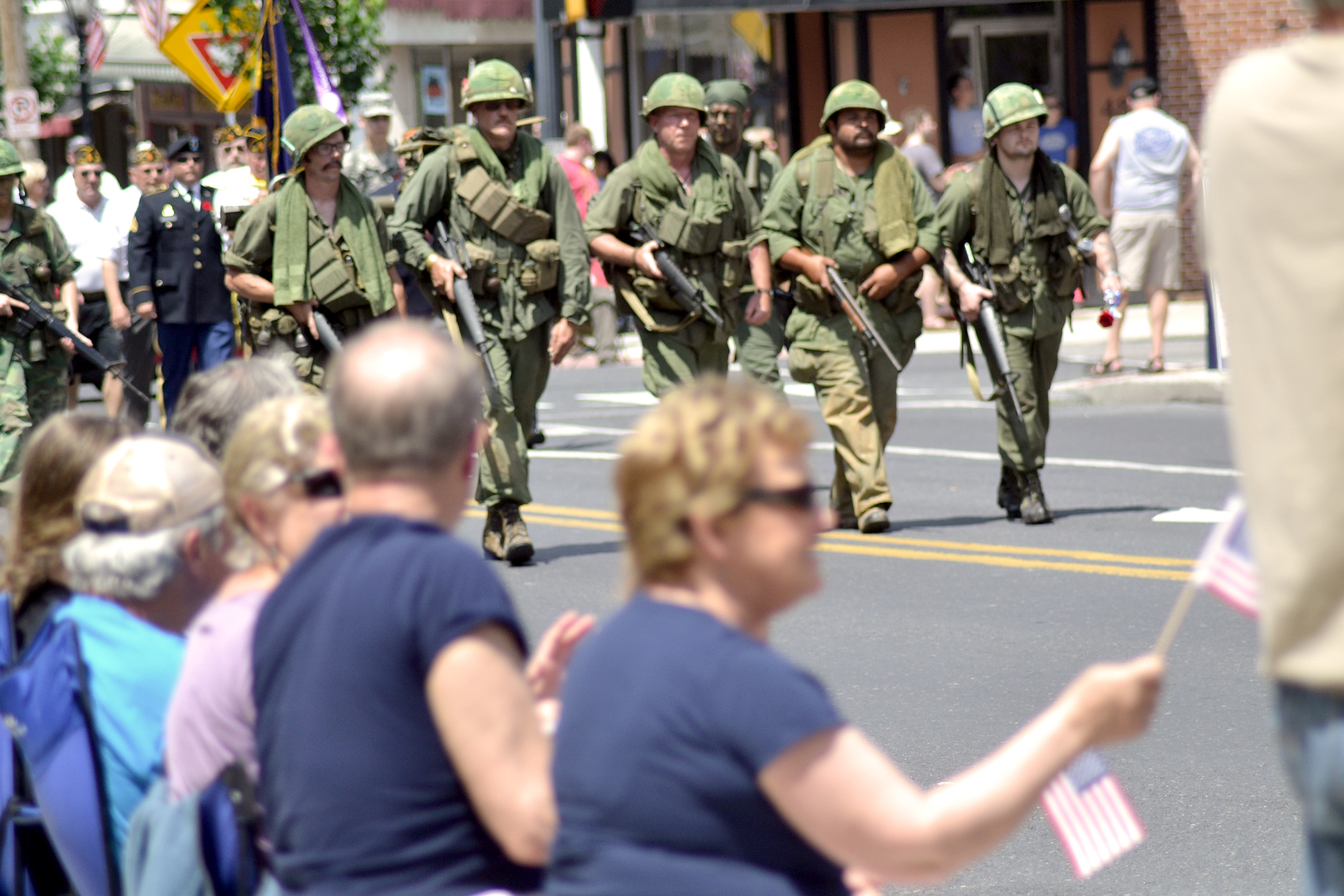 Memorial Day Parade and Ceremonies
