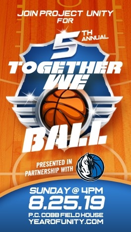 5th Annual Together We Ball