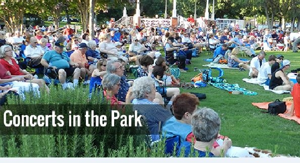 Patriotic Salute - Summer Concerts in the Park