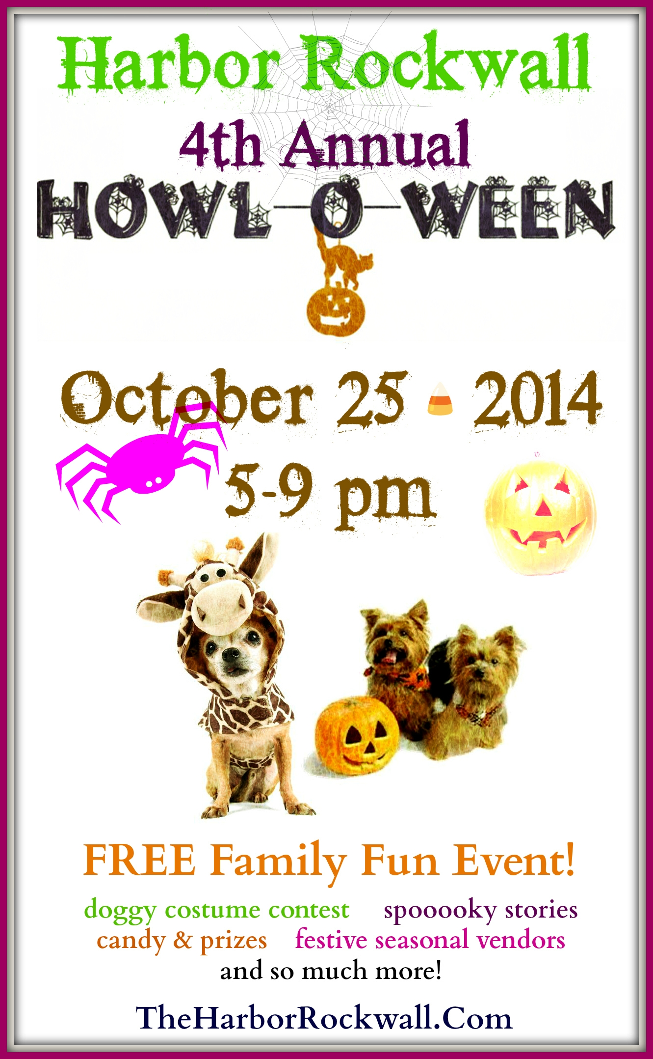 4th Annual HOWL-O-Ween