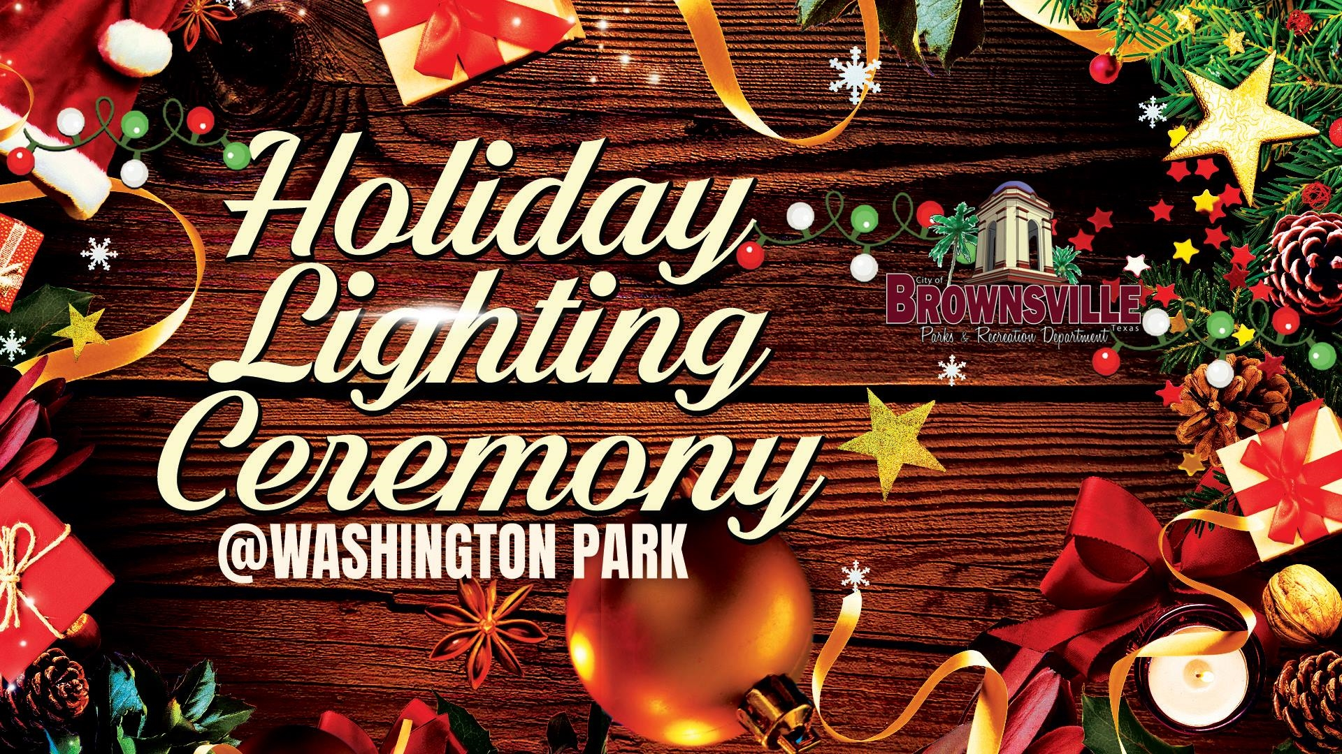 Holiday Lighting Ceremony