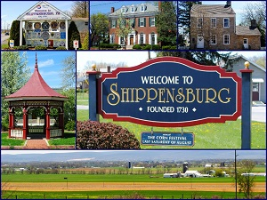 vacation in Shippensburg