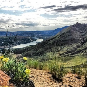 vacation in Wenatchee Valley
