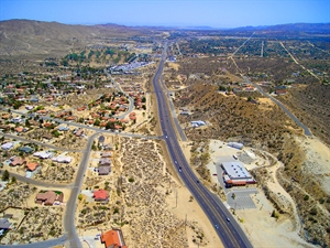 vacation in Yucca Valley