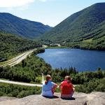 Vacation in White Mountains - New Hampshire