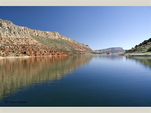 vacation in Flaming Gorge National Recreation Area
