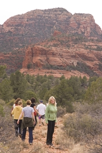 vacation in Sedona