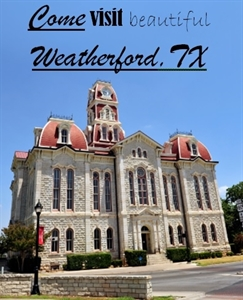 vacation in Weatherford