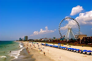 vacation in Myrtle Beach