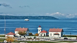 Vacation in Mukilteo - Washington